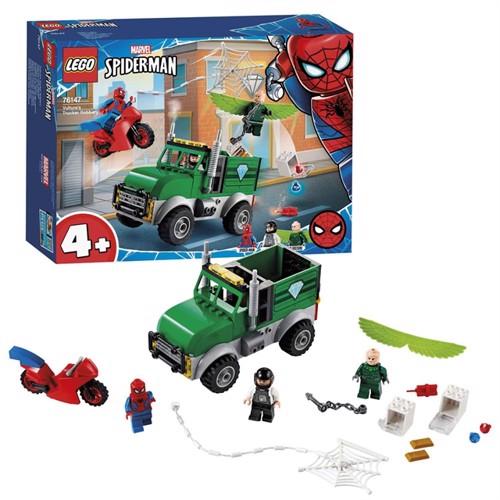 Image of LEGO Super Heroes 76147 Vultures lastbils røveri