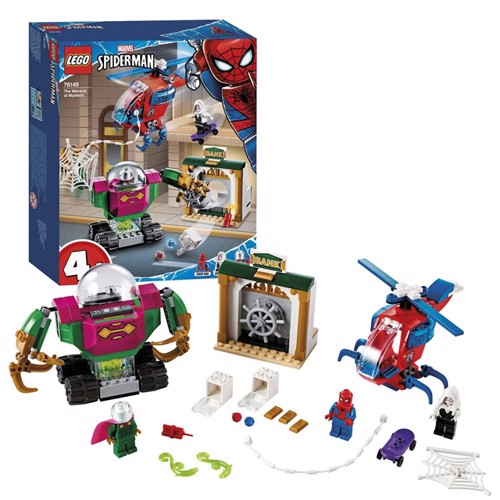 Image of LEGO Super Heroes 76149 Mysterios trussel