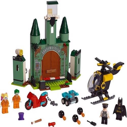 Image of Lego Super Heroes 76138 Batman og jokerens flugt