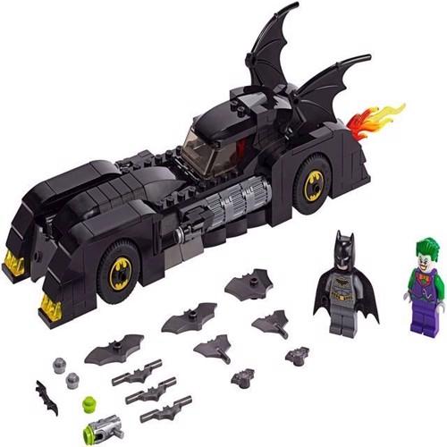 Image of Lego Super Heroes 76119 Batmobilen forfølger Jokeren