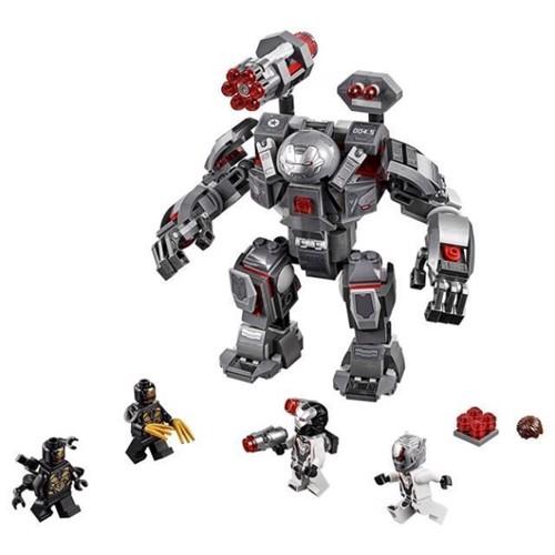Image of Lego Super Heroes 76124 Krigs maskine buster