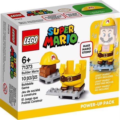 Image of LEGO Super Mario - Builder Mario Power-Up Pack (71373) (5702016618525)