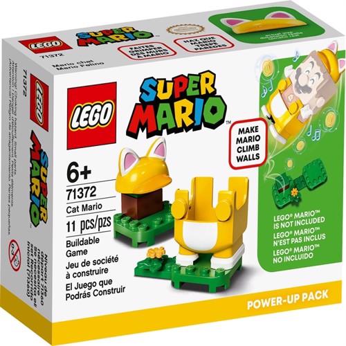 Image of LEGO Super Mario - Cat Mario Power-Up Pack (71372) (5702016618518)