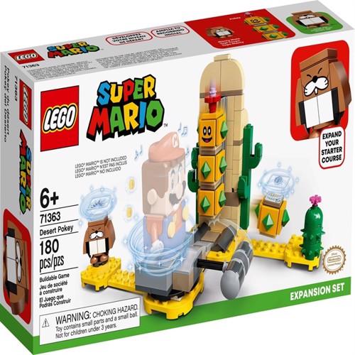 Image of LEGO Super Mario - Desert Pokey Expansion Set (71363) (5702016618426)