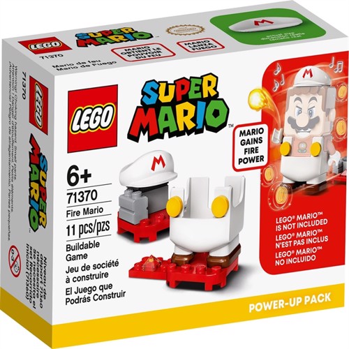 Image of LEGO Super Mario - Fire Mario Power-Up Pack (71370) (5702016618495)