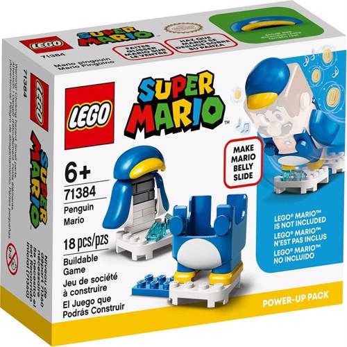 Image of LEGO Super Mario 71384 Penguin Mario (5702016913279)