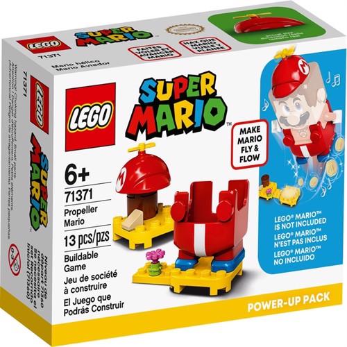 Image of LEGO Super Mario - Propeller Mario Power-Up Pack (71371) (5702016618501)