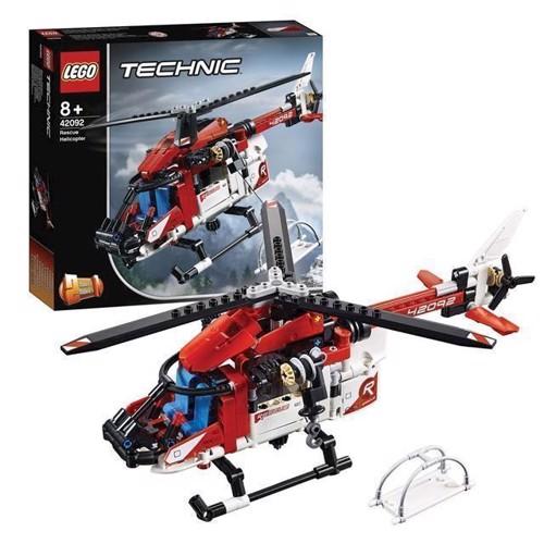 Image of LEGO Technic 42092 rednings helikopter