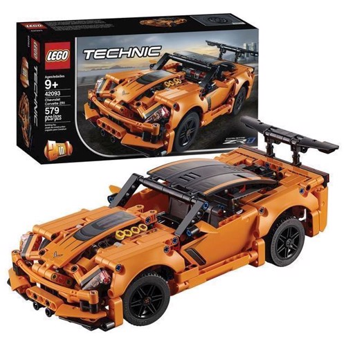 Image of LEGO Technic 42093 Chevrolet Corvette ZR0