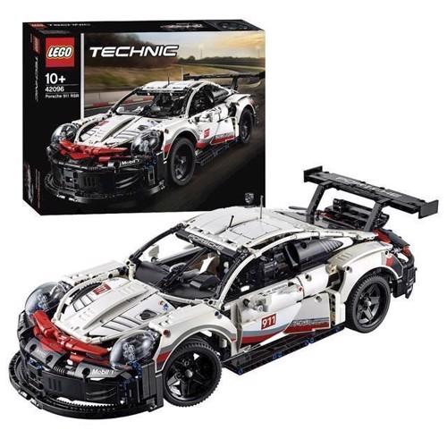 Image of Lego Technic 42096 Porsche 911 Rsr