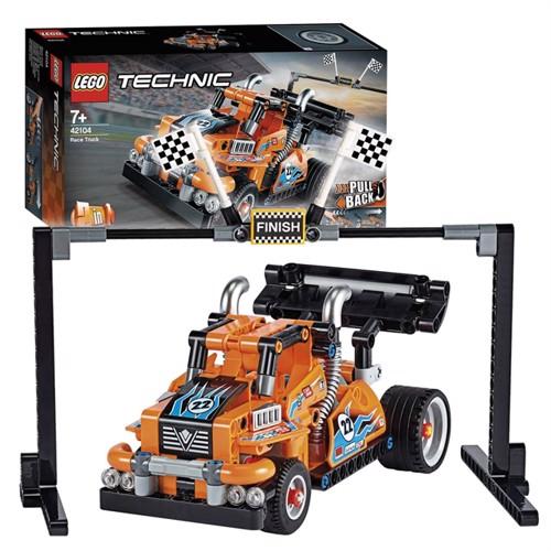 Image of Lego technic, 42104, racer truck