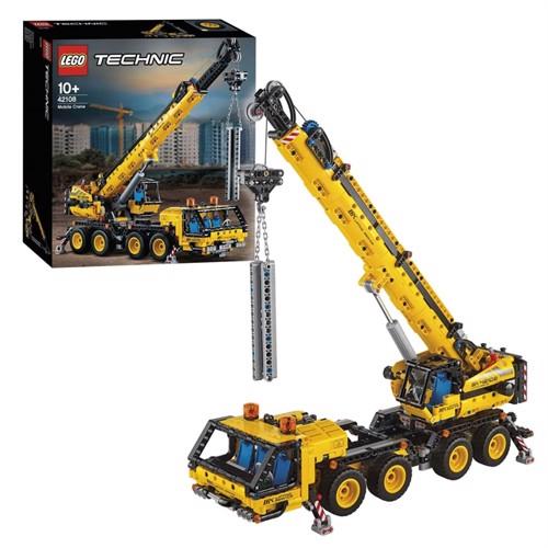 Image of Lego Technic 42108 mobil kran