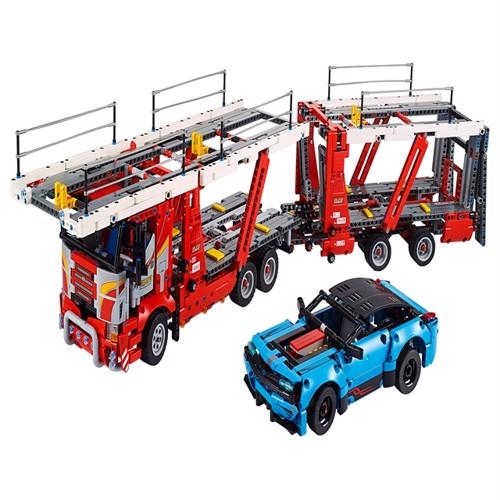 Image of Lego Technic 42098 Bil Transporter