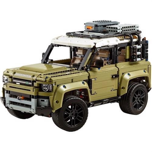 Image of Lego 42110 Technic Landrover Defender