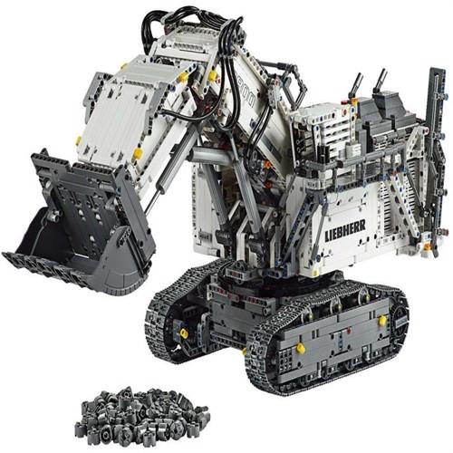 Image of LEGO 42100, Technic - Liebherr R9800