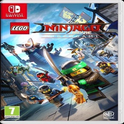 Image of   LEGO The Ninjago Movie Videogame