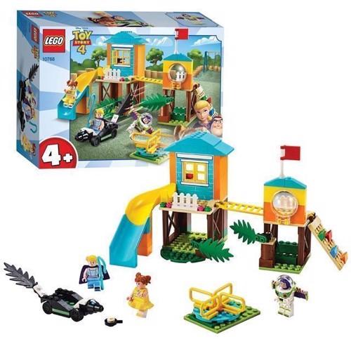 Image of LEGO Toy Story 10768 Legeplads eventyr med Buzz og bodil