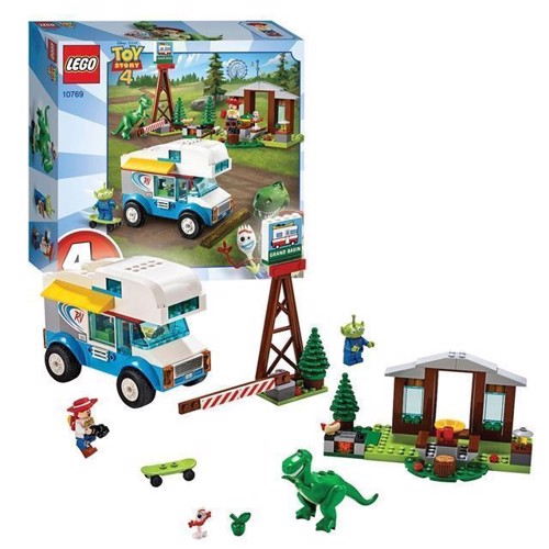 Image of LEGO Toy Story 10769 campingvogn ferie