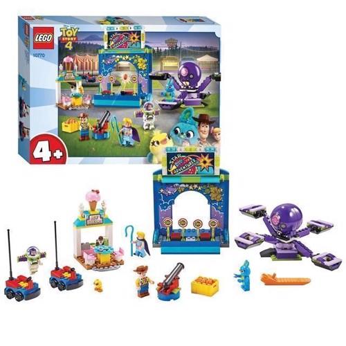 Image of Lego Toy Story 10770 Tivoli Med Buzz Og Woody