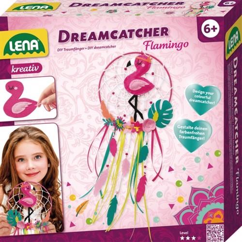 Image of Lena Drømmefanger ''Flamingo'' til børn (4006942834105)