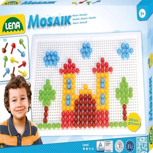 Image of Lena Mosaic Perlesæt 200 Stk 10Mm