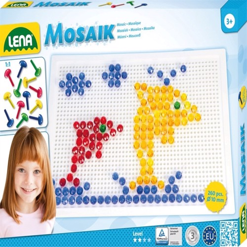 Image of Lena Mosaic Perlesæt 260 Stk 10Mm