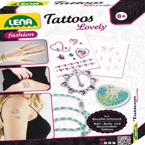 Image of Lena Tatoveringer Lovely (4006942816309)