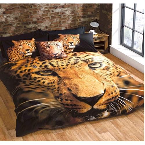 Image of Leopard Sengetøj (5027491087711)