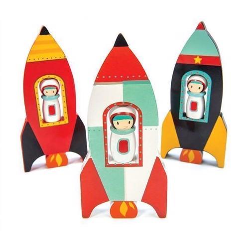 Image of Le Toy Van raket Spinner