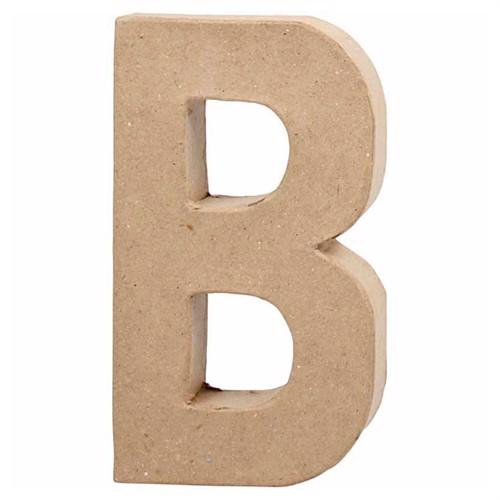 Image of Letter Papier-mach - B (5707167565704)