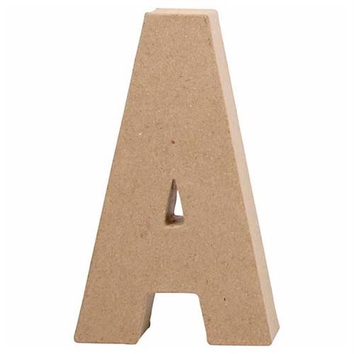 Image of Letter Papier Mache - A (5707167565674)
