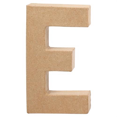 Image of Letter Papier Mache - E (5707167565797)