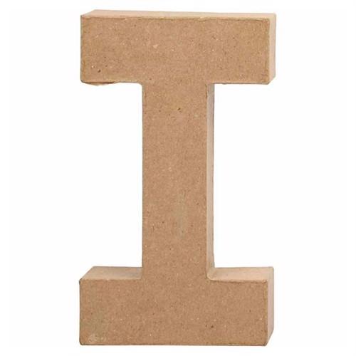 Image of Letter Papier Mache - I (5707167565919)