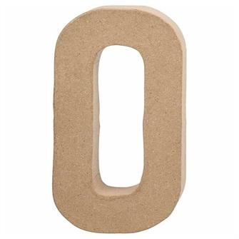 Image of Letter Papier-mache - O (5707167566091)