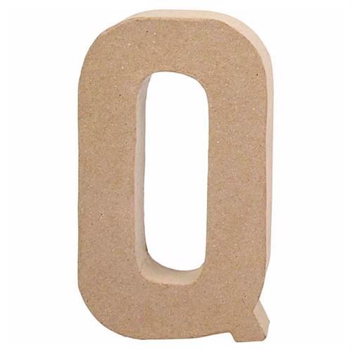 Image of Letter Papier Mache - Q (5707167566152)
