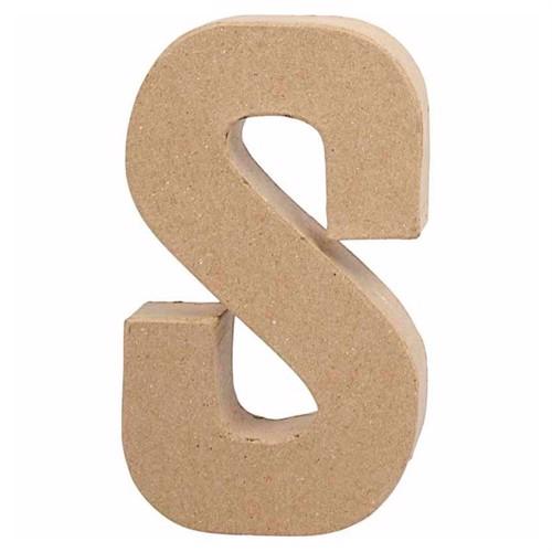 Image of Letter Papier Mache - S (5707167566213)
