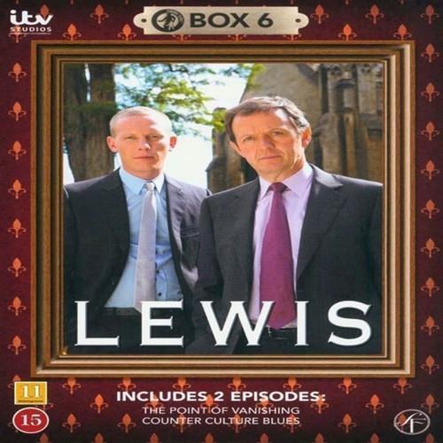 Image of Lewis Box 6 Episodes 1112 2disc DVD (7333018001206)