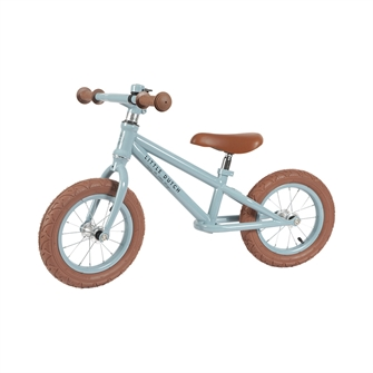 Image of Little Dutch Balancecykel Blå