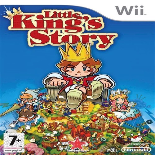 Image of Little Kings Story - Wii