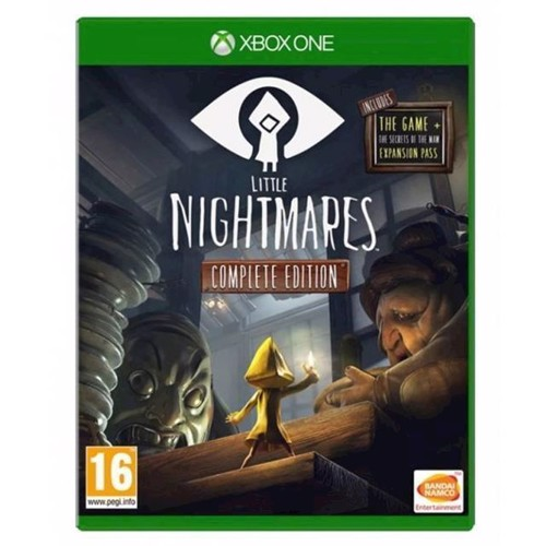 Image of Little Nightmares, Complete Edition, PS4 (3391892001655)