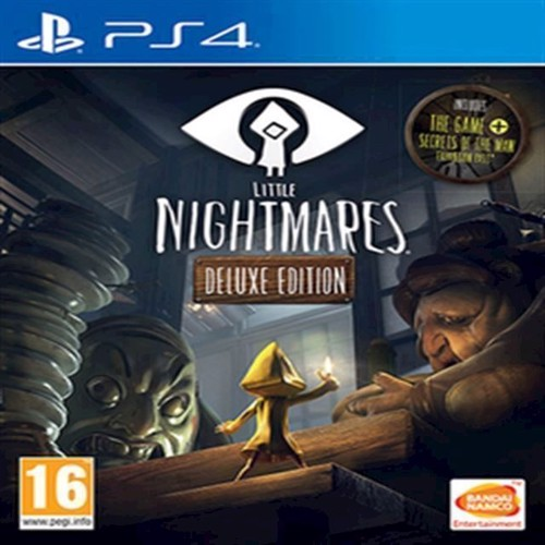 Image of   Little Nightmares Deluxe - XBOX ONE