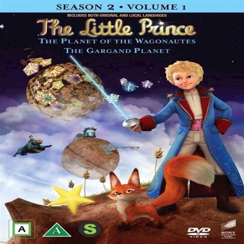 Image of Little Prince, The Sæson 2, Volume 1 DVD (7330031001909)