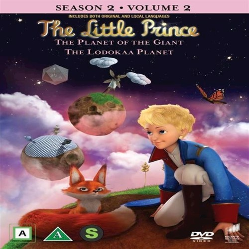 Image of Little Prince, The Sæson 2, Volume 2 DVD (7330031001916)