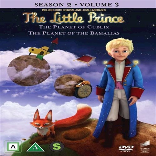 Image of Little Prince, The Sæson 2, Volume 3 DVD (7330031001923)