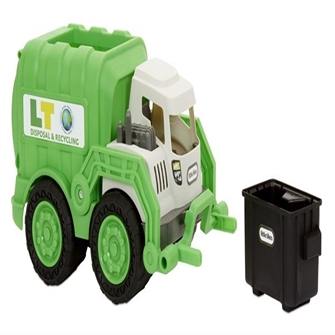 Image of Little Tikes - Dirt Digger Real Working skraldebil (0050743655784)