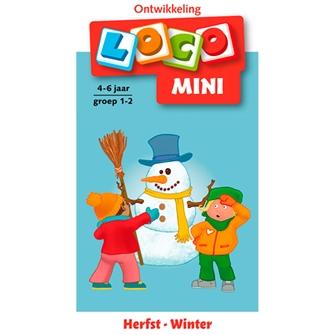 Image of Loco Mini Fall ; Winter - Group 1-2 (4-6 years) (9789001835897)