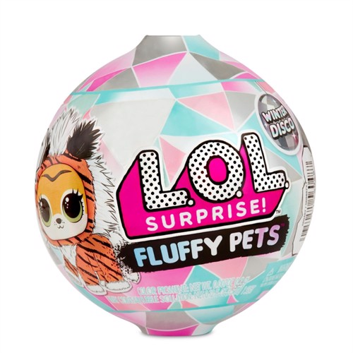 Image of Lol surprise fluffy pets