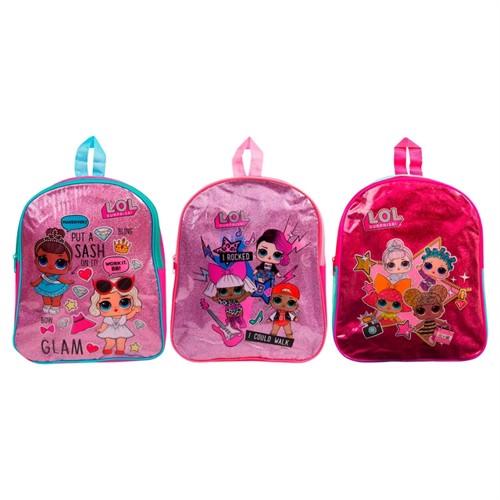 Image of LOL Surprise Glitter Backpack (8718657595894)