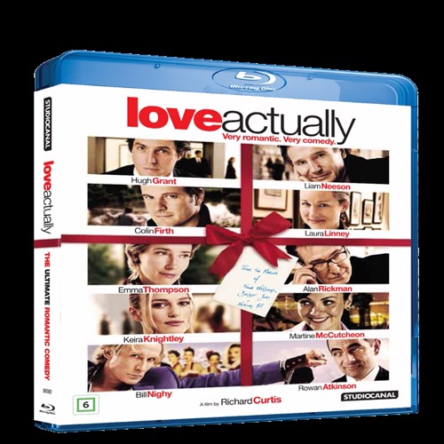 Image of Love Actually, Blu-ray (5709165305825)
