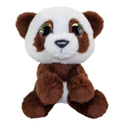Image of Lumo Panda Stars bamse Panda Daa, 15 cm